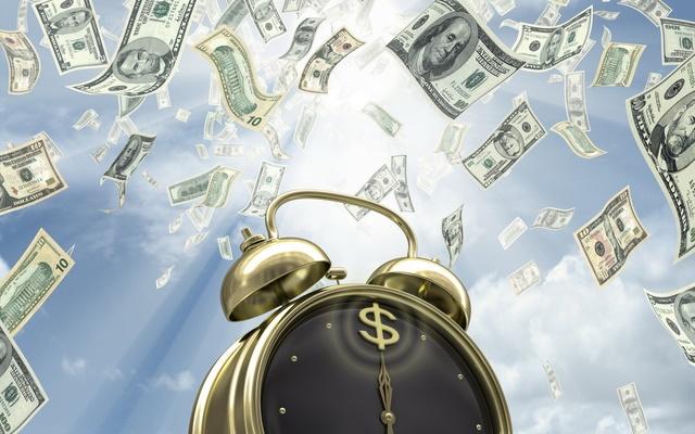 Деньги в небо