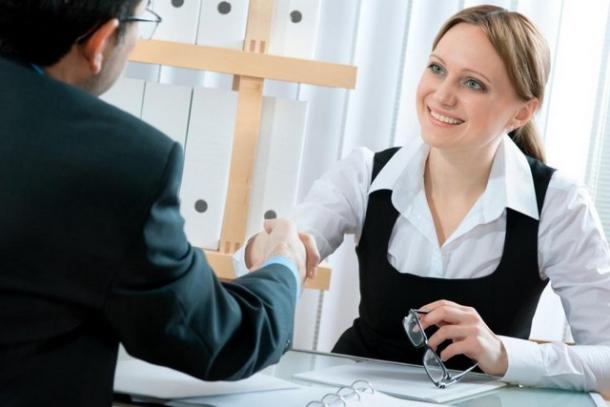 Что первым производит хорошее впечатление на клиента