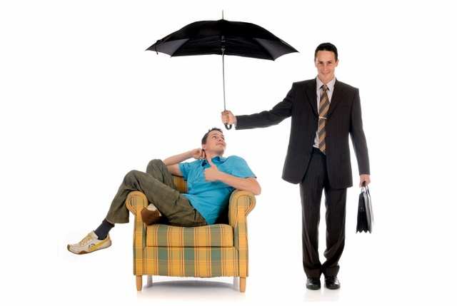 Продажа страховых услуг