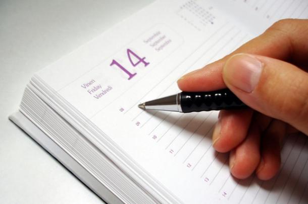 Несколько полезных правил планирования своего дня