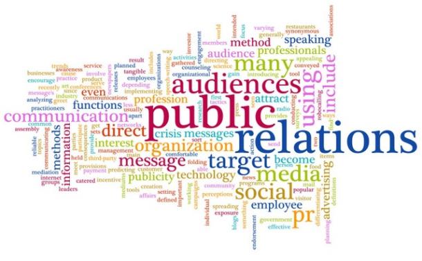Связи с общественностью и маленький секрет успеха
