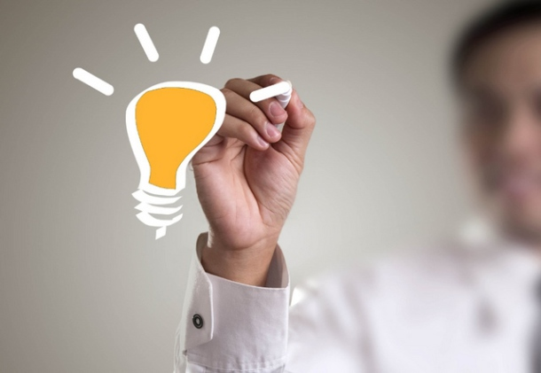 Порождение хорошей идеи – это процесс