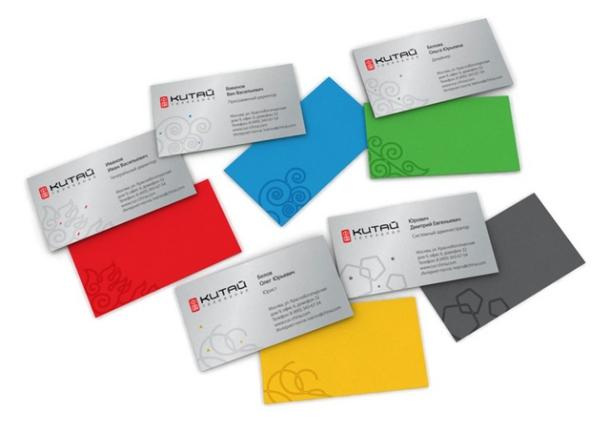 Используйте визитные карточки в качестве рекламы вашего бизнеса