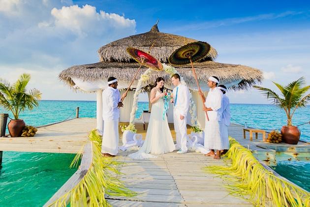 Бизнес-идея: организация свадеб за рубежом