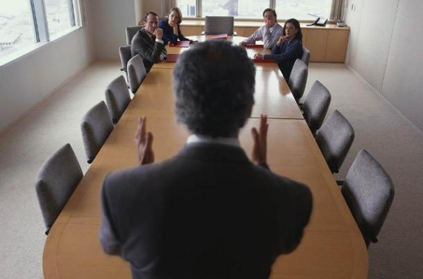 Управление компанией и персоналом: 5 пунктов